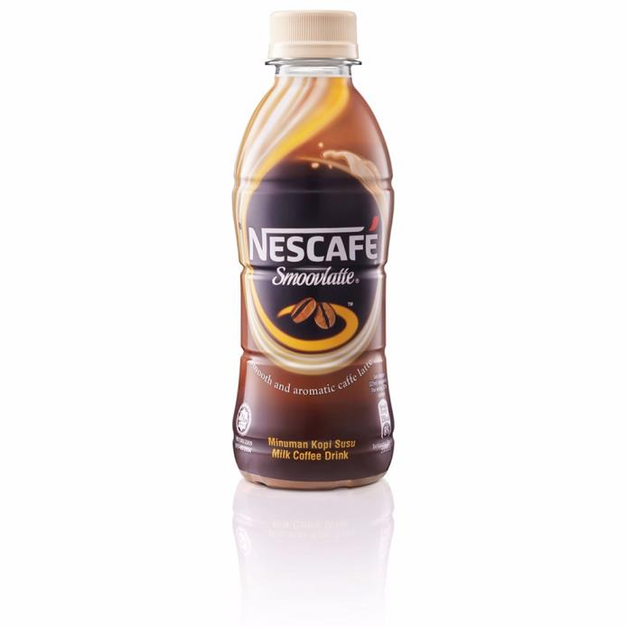 NESCAFE Smoovlatte Original 24 Bottles 225ml ExpDate:JUN'21