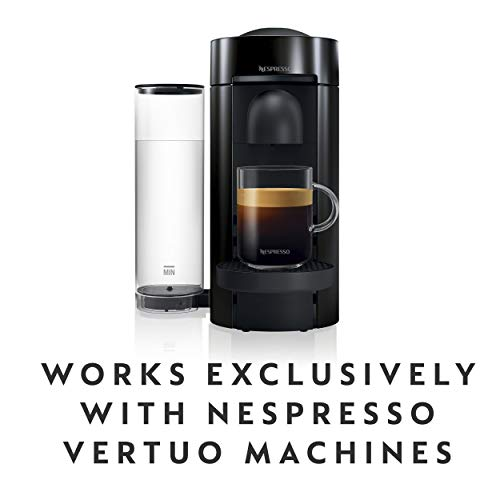 Nespresso Capsules VertuoLine, Espresso Variety Pack, Medium and Dark Roast Es