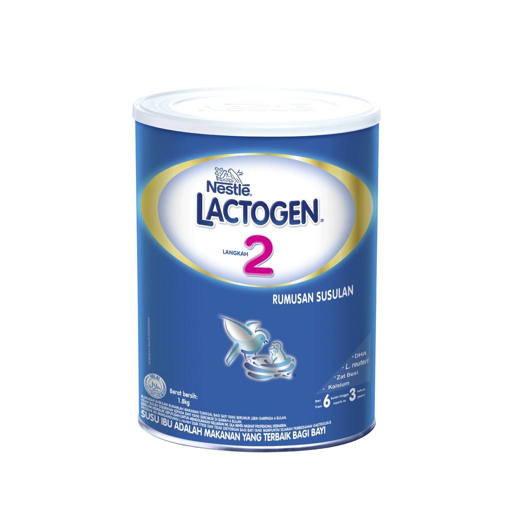 Nestle Lactogen 2 (1 8kg)