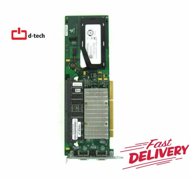 Netapp 111-00022+H0 X3145A-R5 NVRAM5 RAID Cntrllr w/ 512MB