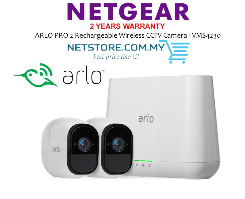 Netgear Arlo Pro 2 Rechargeable Wire End 10 8 2019 7 15 Am