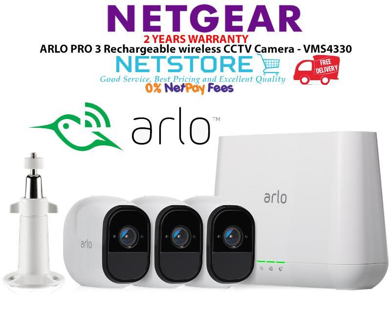 Netgear Arlo Pro 3 Release Date ~ Smart Device