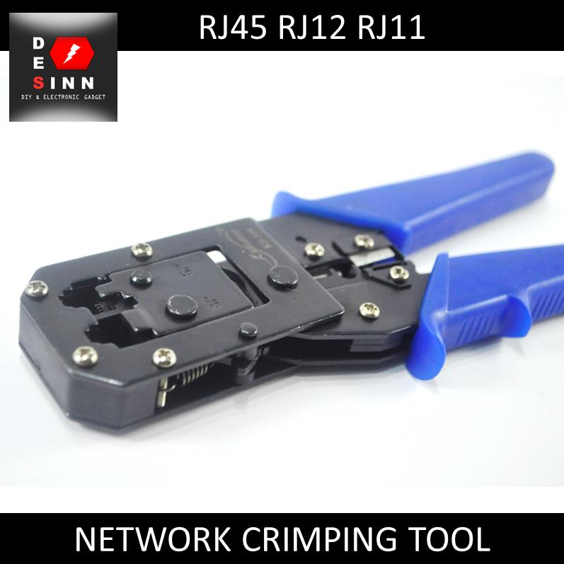Network Cable Wire Crimping Tool Pl (end 9/17/2018 12:15 PM)