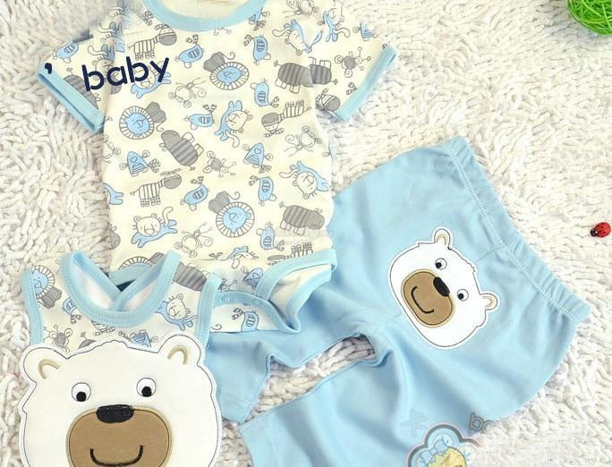 Newborn Baby Clothes Gift Set (3pcs (end 4/10/2018 1:15 PM)