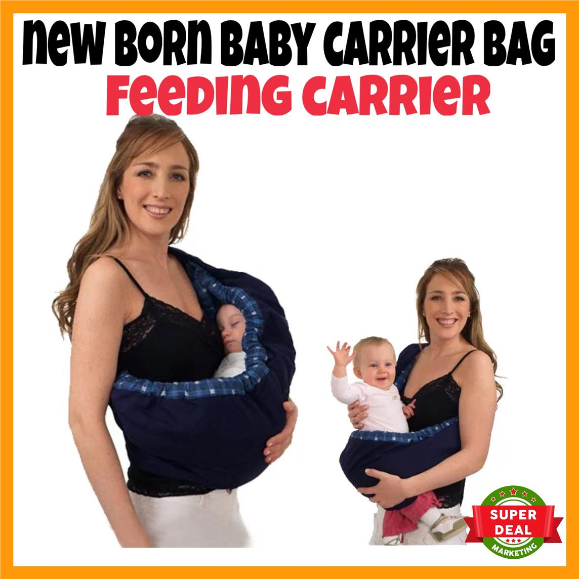 Newborn Baby Sling Toddler Adjustabl End 5 25 2019 9 15 Pm
