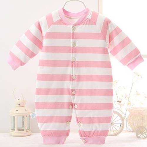 Newborn Cotton Bodysuit Outfit BABY JUMPER JOINED CLOTHING (LINE)