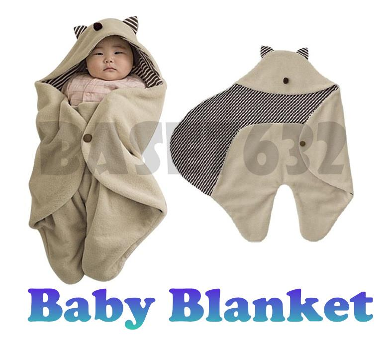 Newborn  Cute Baby Monster Blanket Gift Wrap Outfit Sleeping Bag Sack