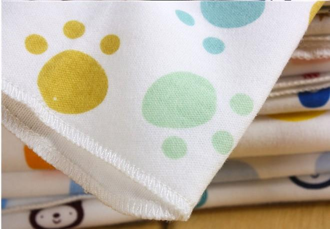 NewBorn Wrap Cloth / Blanket / Bath Towel - Peach