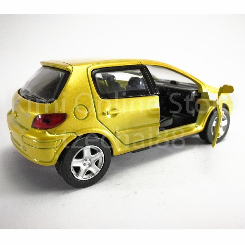 Newray Die-cast Peugeot 307 Car 1:3 (end 4/25/2020 11:11 AM)