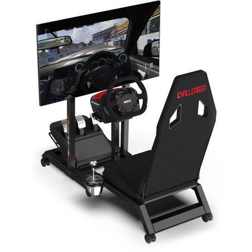 NEXT LEVEL RACING CHALLENGER SIMULATOR COCKPIT NLR-S016