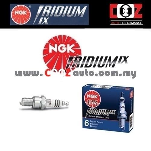 NGK IRIDIUM IX Spark Plug-BPR7EIX  X 4 PLUG