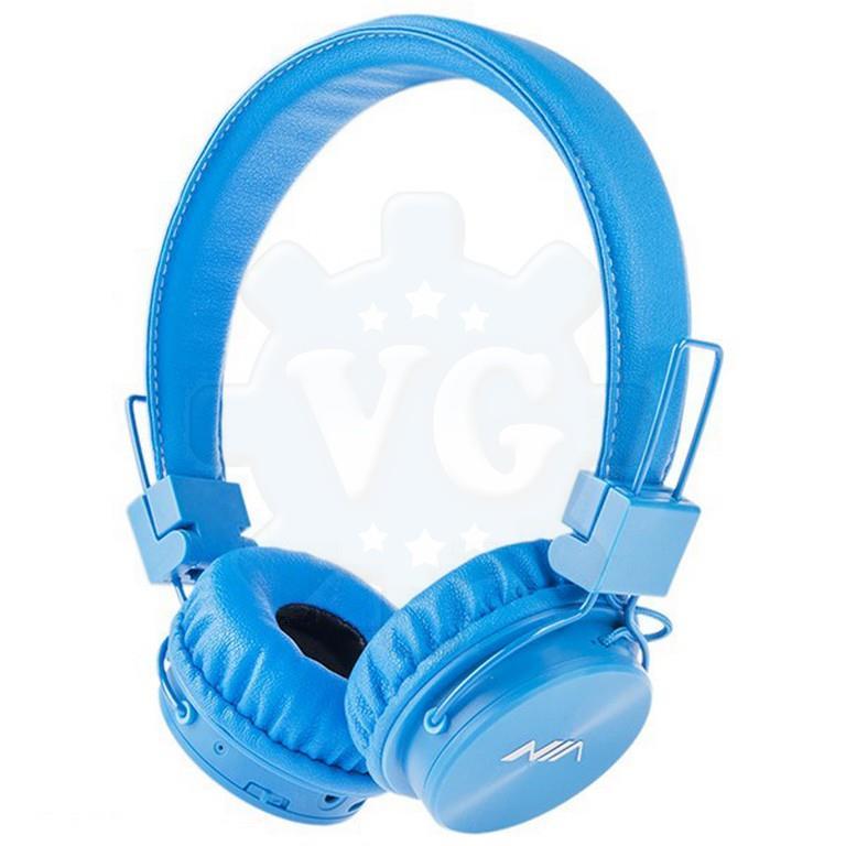 c753045f677 NIA X3 Bluetooth Headphone Earphone Micro SD Original Product