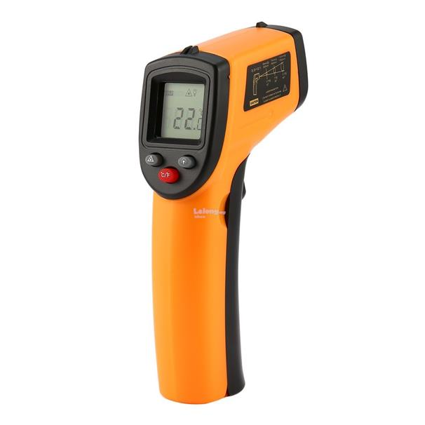 Nice Non-Contact LCD IR Laser Infrared Digital Temperature Meter Therm