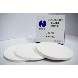 NICE Quatitative Filter Paper Grade 102 9cm (100pcs/box)(10boxes/case)