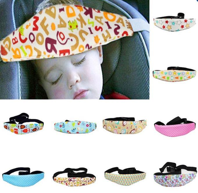 NiceEshop Toddler Car Seat Head Support And Neck Relief Baby Sleep Po