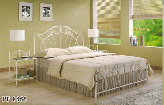 Nicehome Furniture Limited Queen Size Bed Katil Besi Pf8855