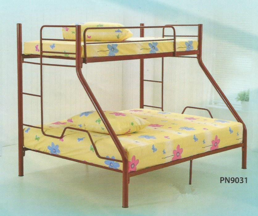 NiceHome Furniture MEGA OFFER BUNK Bed katil besi - PN9031