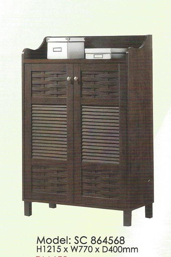 NiceHome furniture special offer 2door Shoe cabinet model - SC864568
