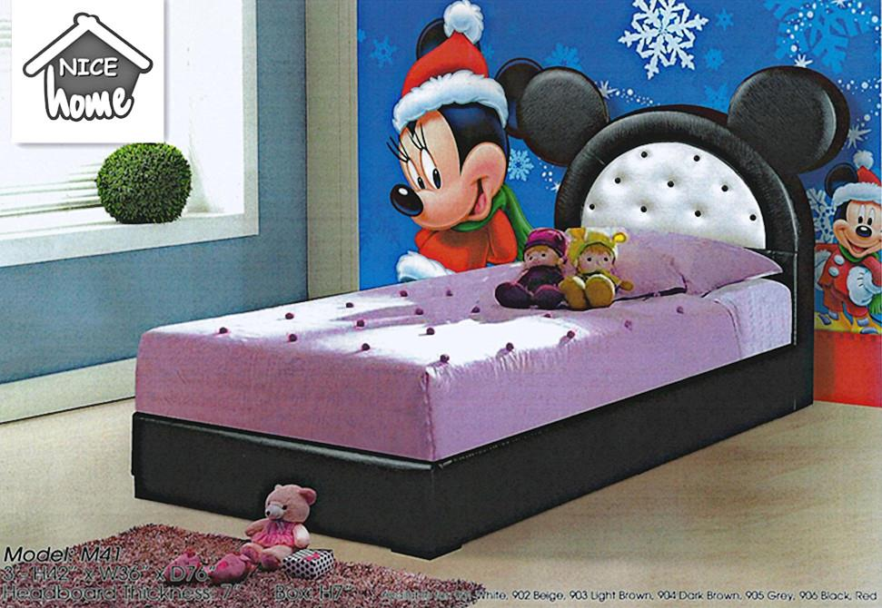 NiceHome furniture special offer divan kids bed model - M41