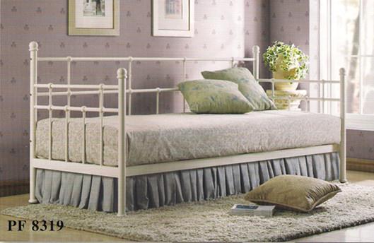 Nicehome Good Price Katil Besi Single Bunk Bed Model 8319