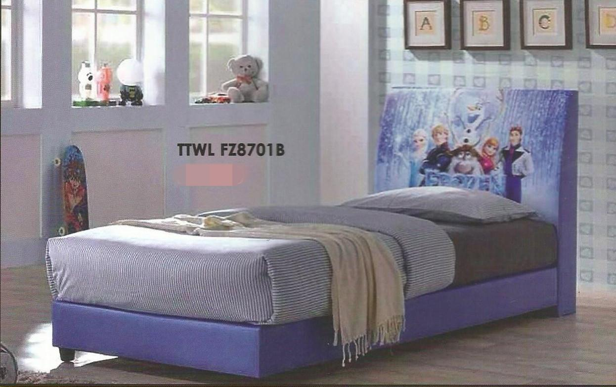 Nicehome Low Price Katil Budak Model 8701