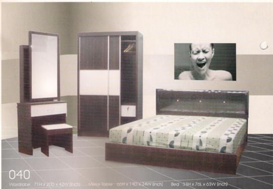 nicehome special offer price roomset model-040