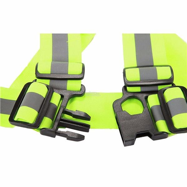 Niceman High Visibility Crossover Outdoor Reflective Safety Vest