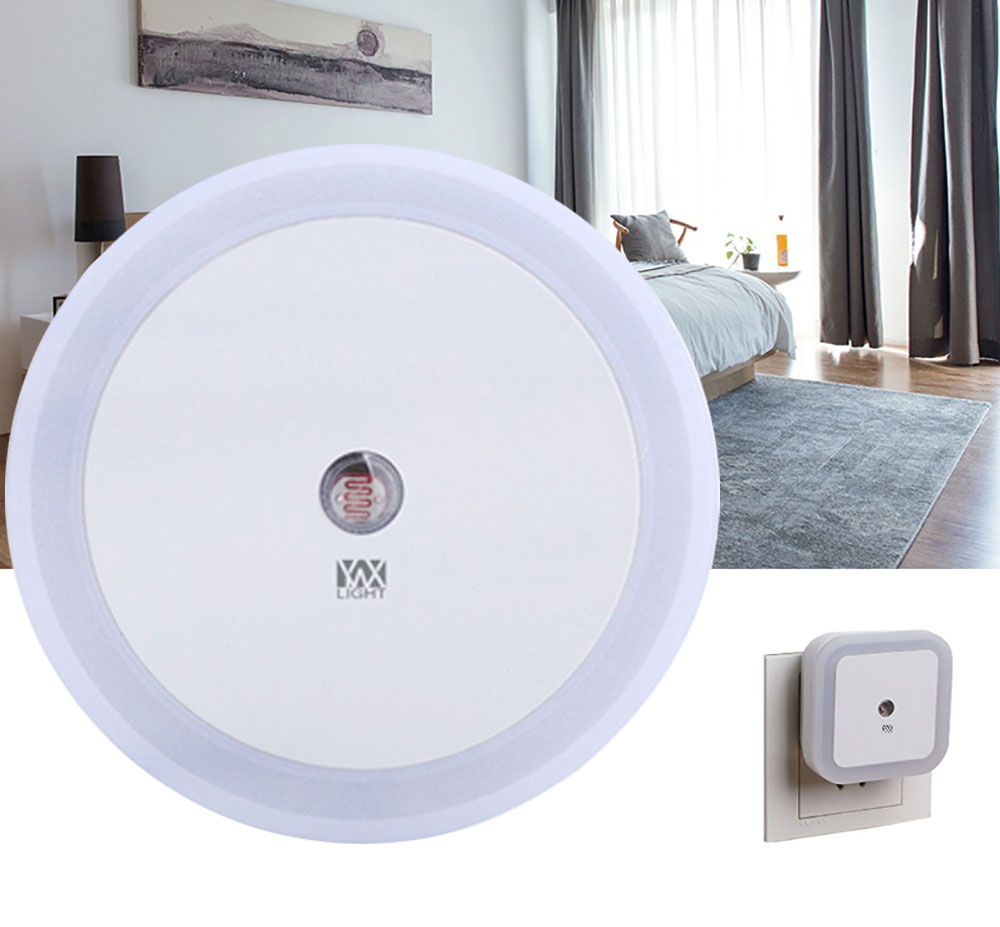 Night Lights - Ywxlight Led Night Light Smart Light Control Induction ..