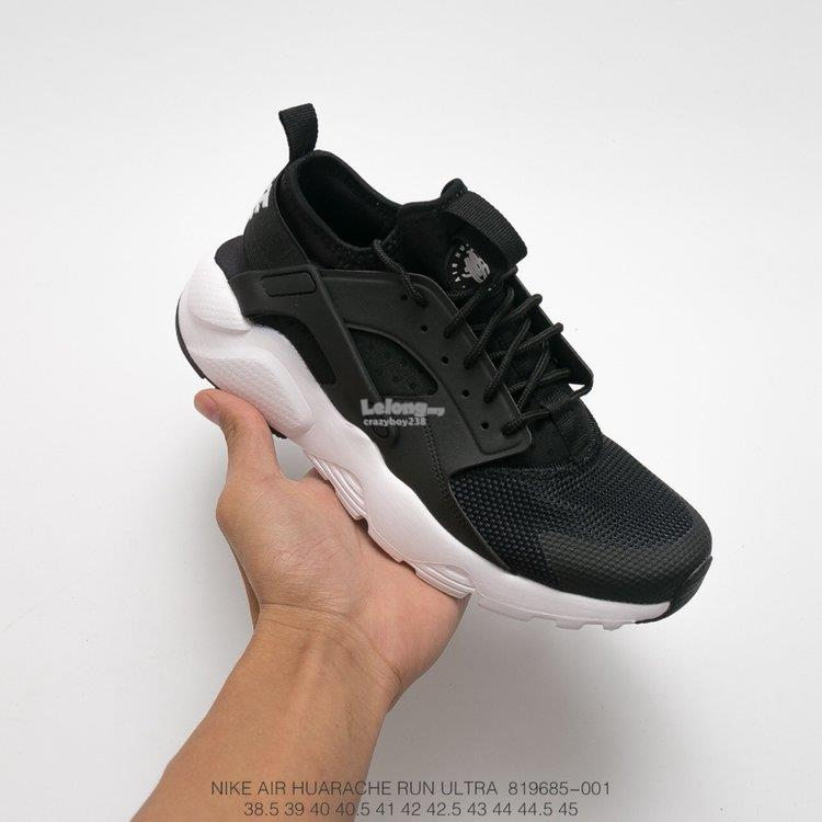 cf7605ffde8f7 ... cheap nike air huarache run ultra black white. u2039 u203a c6f51 c7ce7