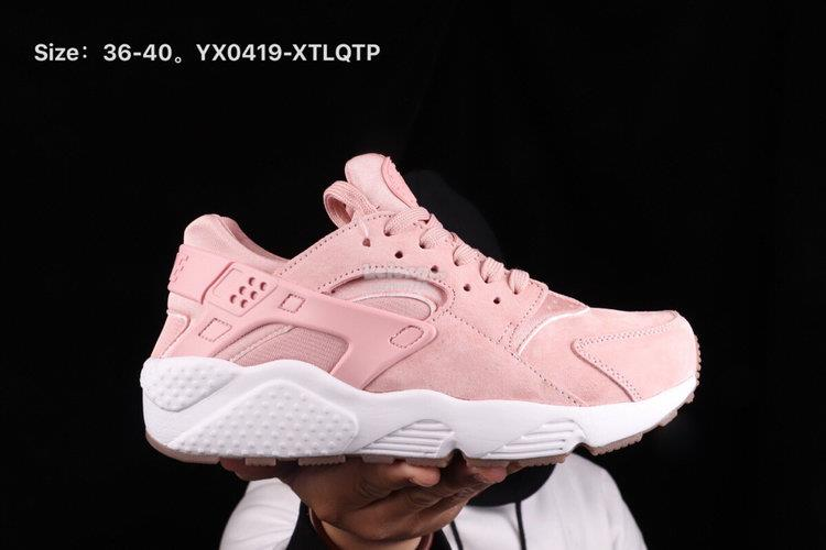 buy popular 122b6 887d4 Nike Air Huarache Ultra pink