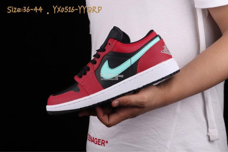 NIKE Air Jordan 1 Low red
