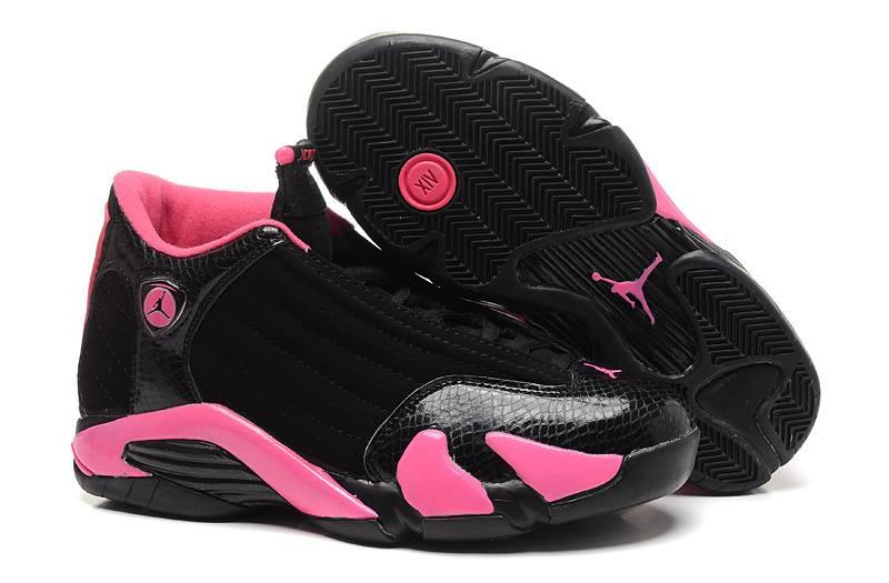 Nike Air Jordan 14 Retro Women Basketball Shoes 14R-02. ‹ ›