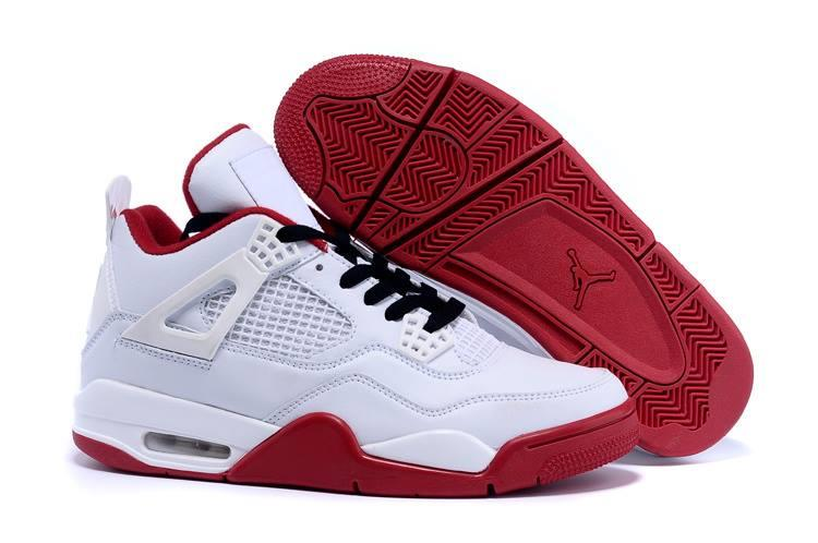 Nike Air Jordan 4 Men Basketball Shoes NAJ40002
