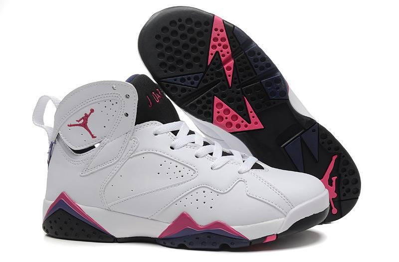 Nike Air Jordan 7 Women Basketball Shoes. ‹ ›