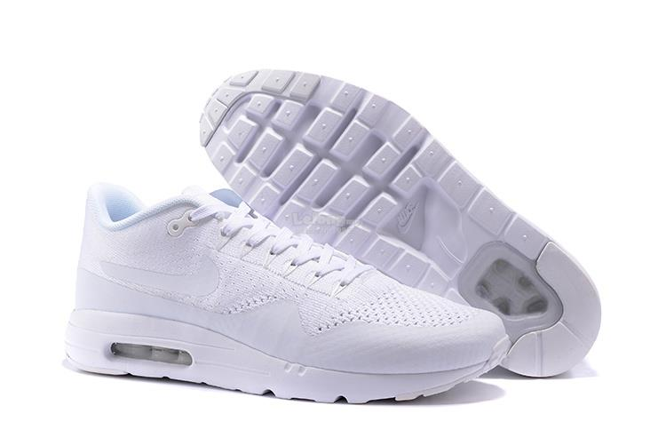 nike air max 1 ultra all white