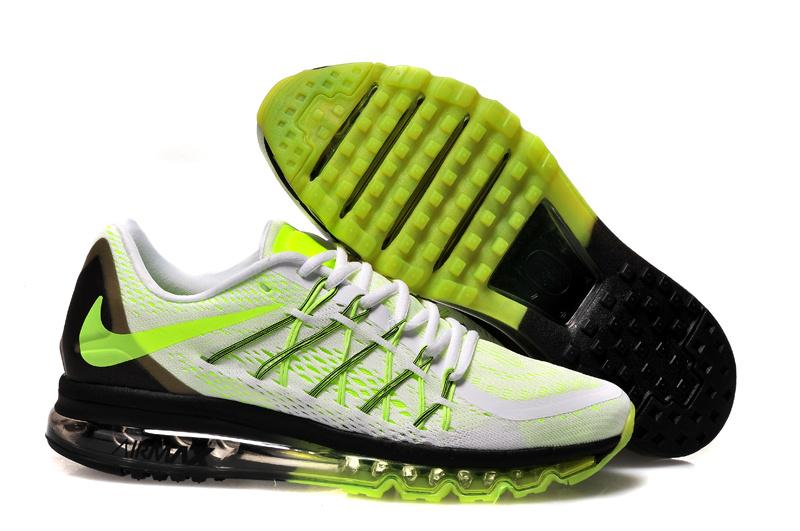 nike air max 2015 lime green