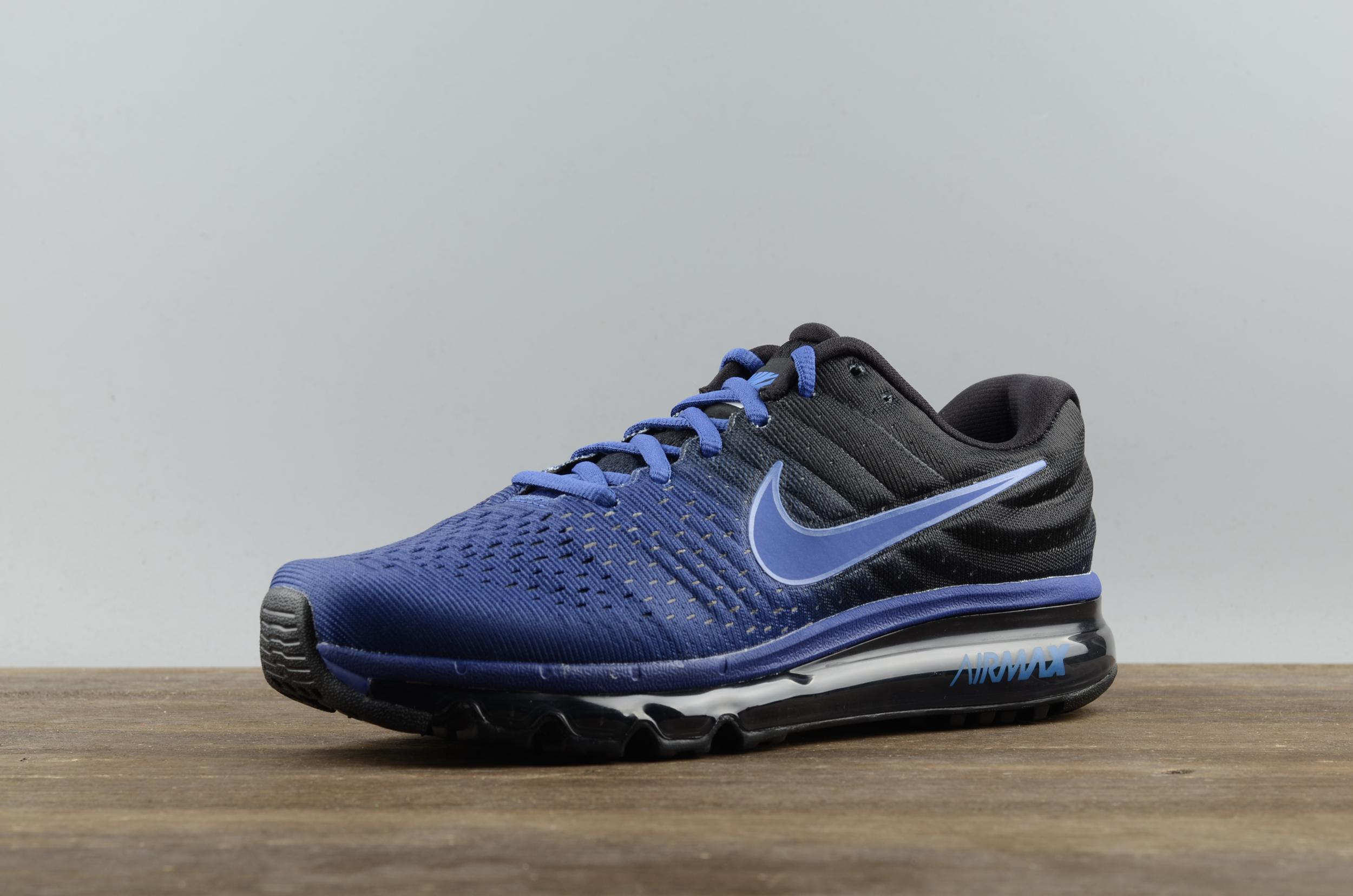 8a9e5c0a48 czech nike mens air max 2017 running shoes dark obsidian white royal blue  849559 b1017 fda72; best price nike air max 2017 blue black 6a3c3 03950