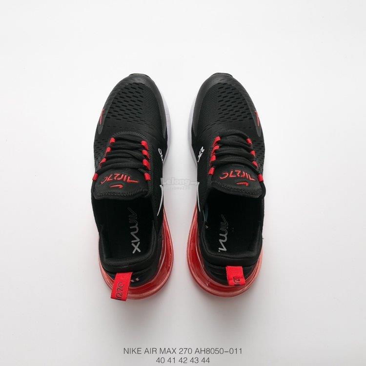 70c18bb8b06bac NIKE Air Max 270 Black red (end 5 14 2019 12 15 PM)