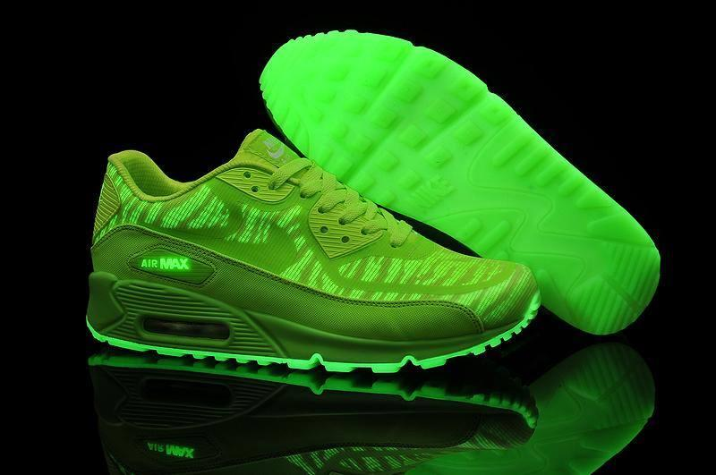 brand new 89602 09169 ... green shoes 52c99 b7594  where to buy nike air max and neon yellow.  glow in the dark hyperfuse 6f745