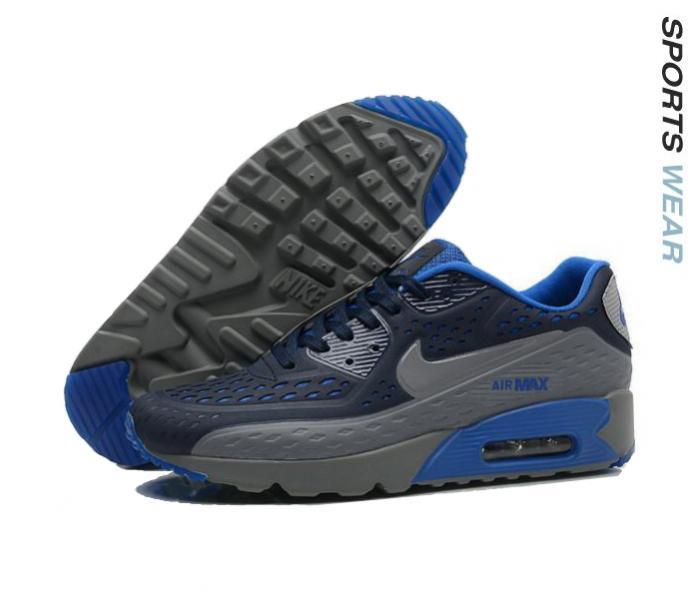 économiser 38d63 420f2 Nike Air Max 90 Ultra BR - Dark Grey/Blue -725222-400