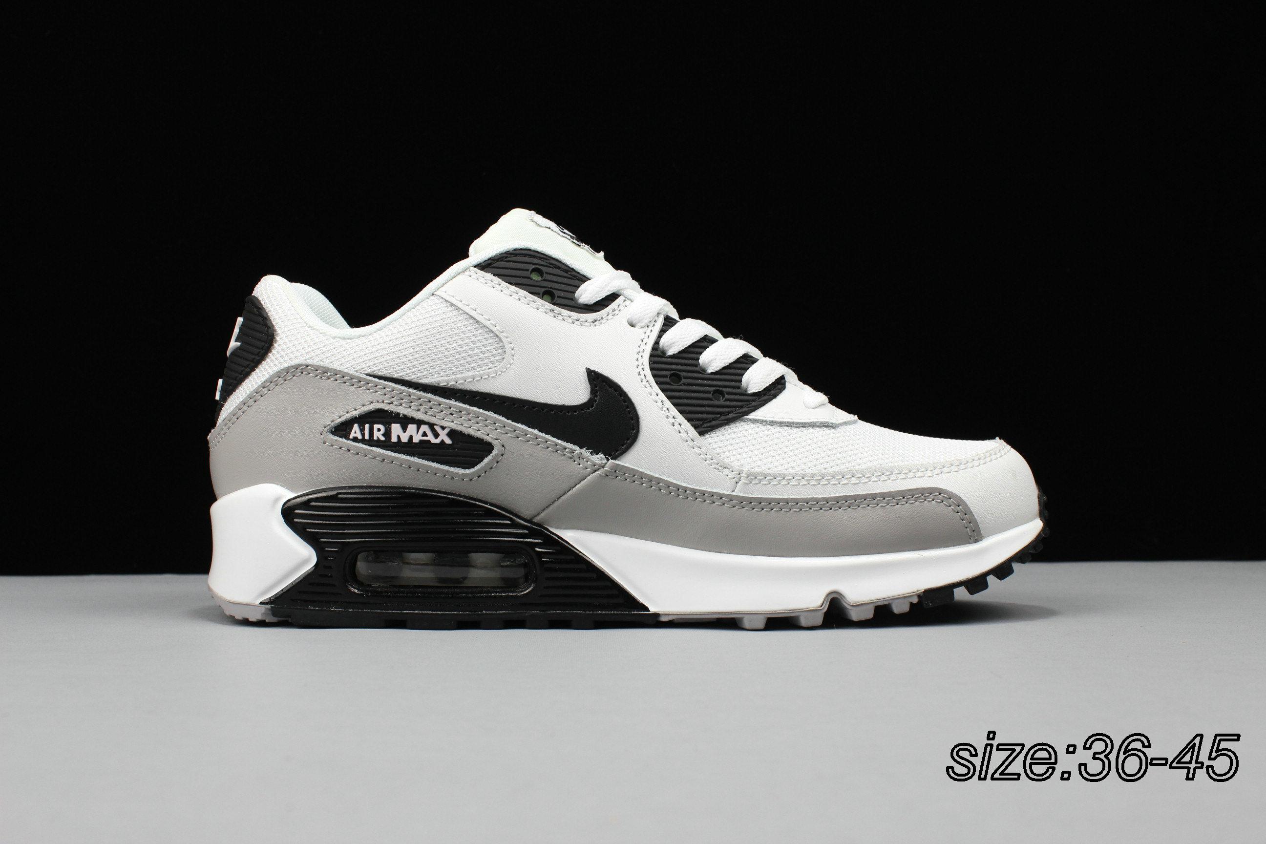 sports shoes e784d 76db9 ... reptile crocodile shoes nike silver womens black cheapest b2896 e1006   promo code for nike air max 90 white grey c9750 d57d9
