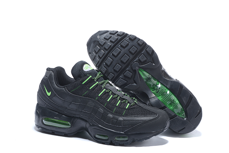 low price nike air max 95 black green 5cb9f 76476