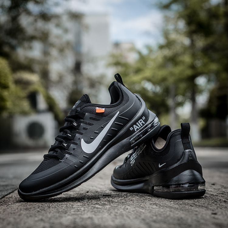 NIKE AIR MAX AXIS BLACK (BIG TICK)
