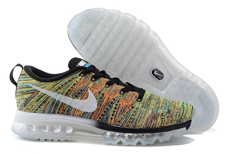 NIKE AIR MAX FLYKNIT MULTICOLOR (end 1 2 2021 12 00 AM) ed07ef2129fd