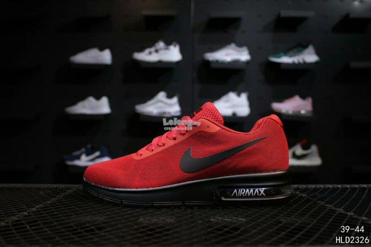 b9aec3f367 NIKE AIR MAX SEQUENT 3 RED (end 4/19/2019 4:15 PM)