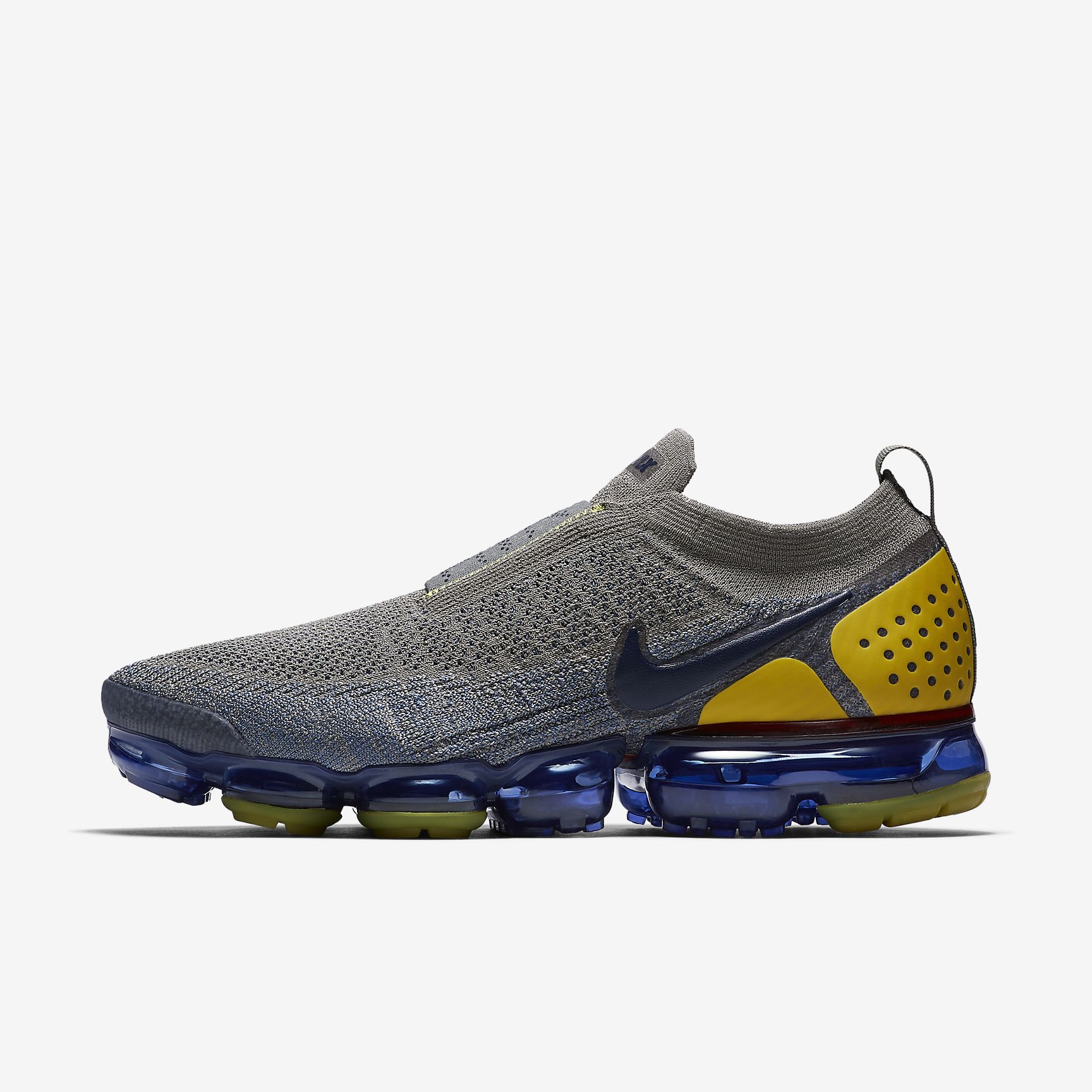NIKE AIR VAPORMAX FK MOC 2 GREY YELL (end 1 2 2021 12 00 AM) e79164ecf5