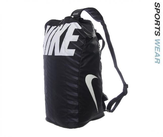 Nike Alpha Adapt Crossbody Mens Training Duffel Bag Black Ba5182 01