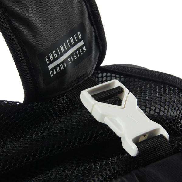 383e2d555ca0 Nike Alpha Adapt Crossbody Mens Training Duffel Bag - Black -BA5182-01.