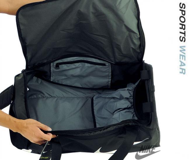 Nike Alpha Adapt Crossbody Mens Training Duffel Bag - Black -BA5182-01. 26f1387700910