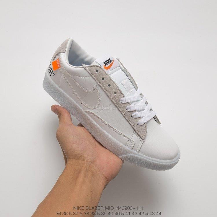 new style b075c 89018 Nike Blazer Studio Mid x OFF WHITE white. ‹ ›